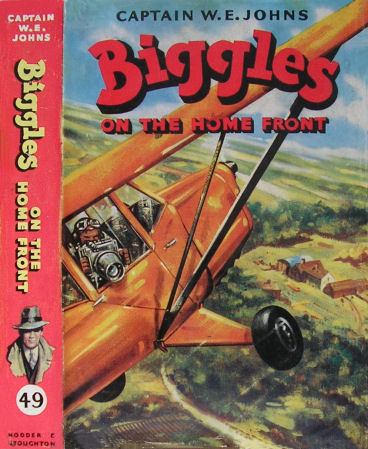 Description: Description: Description: Description: Description: Description: Description: Description: Description: 62 Biggles on the Home Front