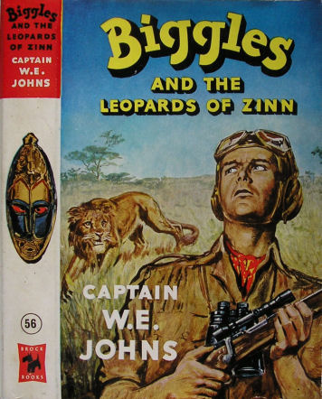 Description: Description: Description: Description: Description: Description: Description: Description: Description: 69 Biggles and the Leopards of Zinn
