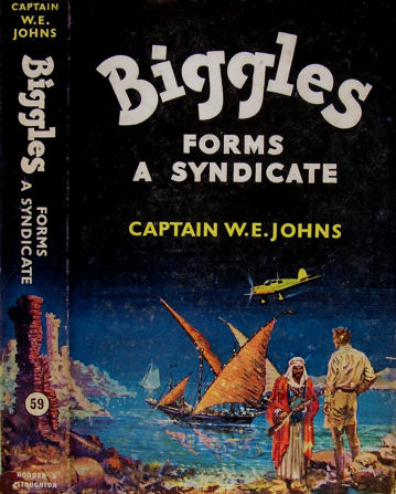 Description: Description: Description: Description: Description: Description: Description: Description: Description: 72 Biggles Forms a Syndicate