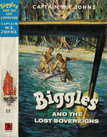 Description: Description: Description: Description: Description: Description: Description: Description: Description: 82 Biggles and the Lost Sovereigns